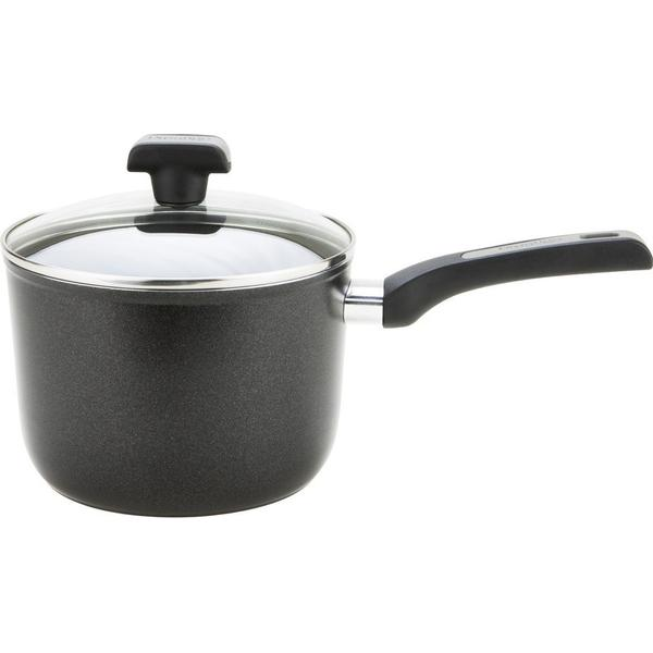 Prestige Dura Forge, 2.8L Sauce Pan with lid 18cm