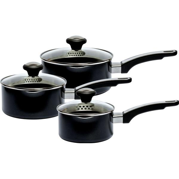 Prestige Everyday Straining Set with lid