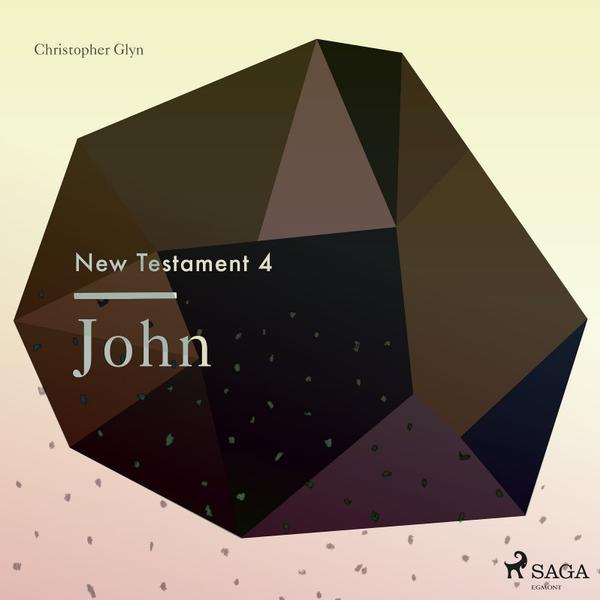 The New Testament 4 - John, Lydbog MP3