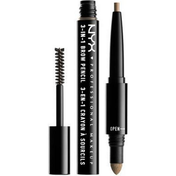 NYX 3 in 1 Brow Pencil Blonde