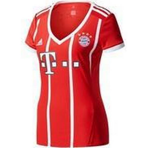 Adidas FC Bayern Munich Home Jersey 17/18 W