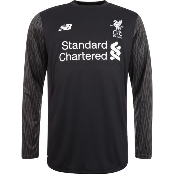 los angeles 63914 3bf87 New Balance Liverpool FC Away Goalkeeper Replica Jersey 17/18. Sr