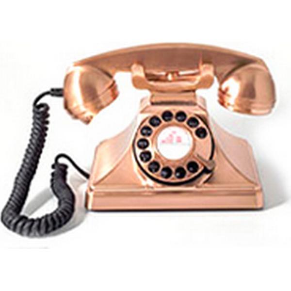 Gpo 200 Classic Rotary Dial Bronze