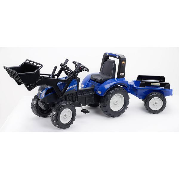 Falk New Holland T8 Pedal Traktor til Børn