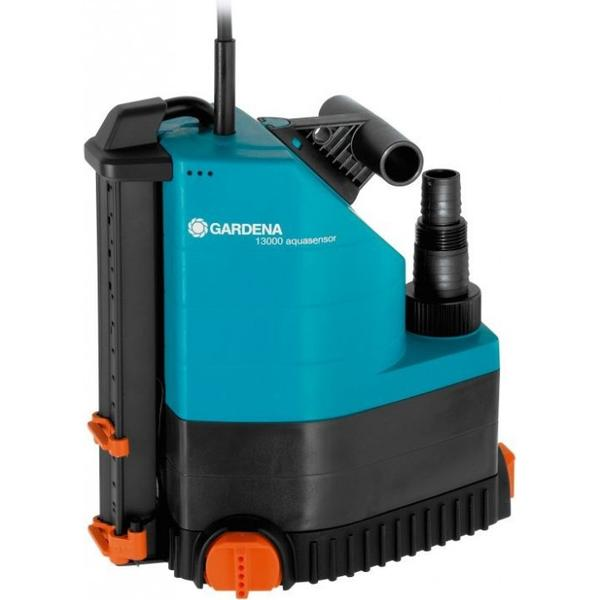 gardena comfort submersible pump 13000 aquasensor hitta b sta pris recensioner och. Black Bedroom Furniture Sets. Home Design Ideas