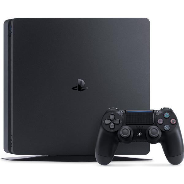 Sony PlayStation 4 Slim 1TB - 2x DualShock 4 V2