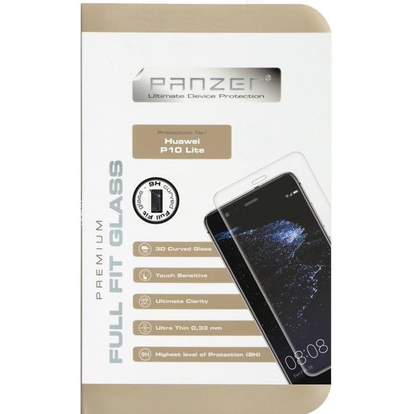 Panzer Premium Full Fit Tempered Glass (Huawei P10 Lite)