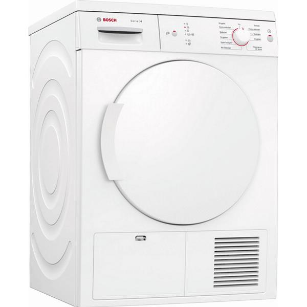 Bosch WTE84107DN Hvid
