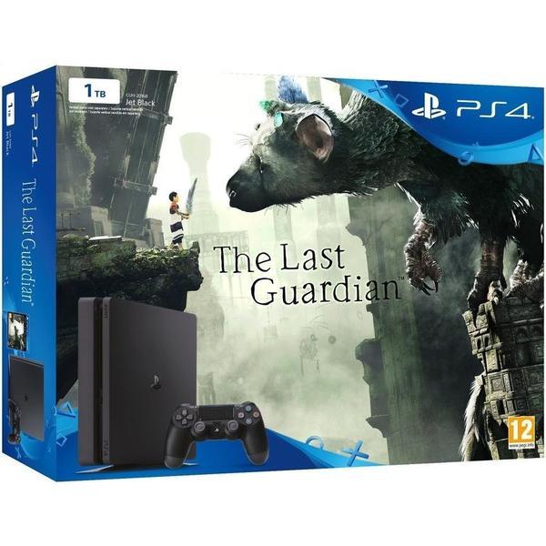 Sony PlayStation 4 Slim 1TB - The Last Guardian