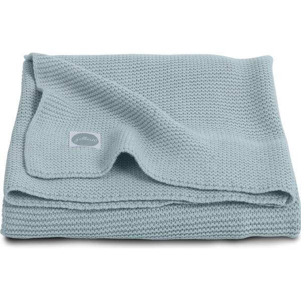 Jollein Basic Knit Blanket 75x100cm Stone Green