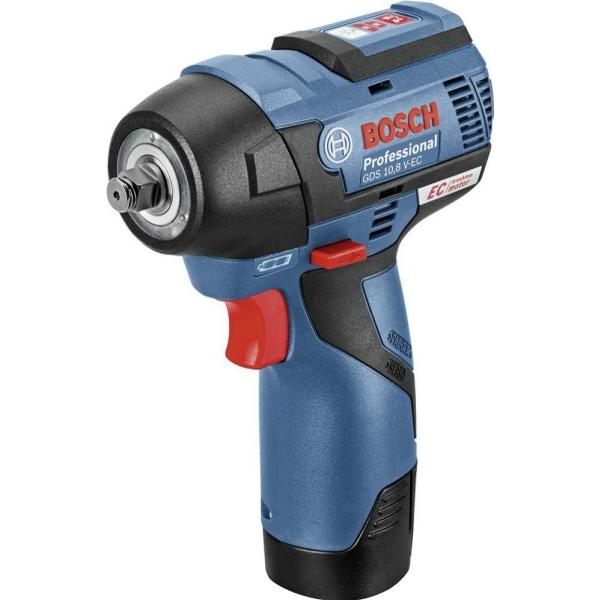Bosch GDS 10.8 V-EC Professional (2x2.5Ah)