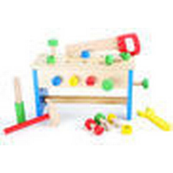 Legler Legler Toolbox And Workbench 2 En 1