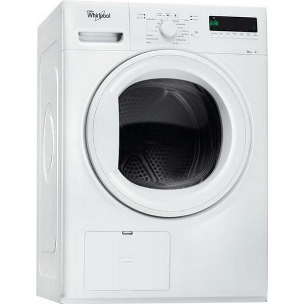 Whirlpool HDLX 80312 Hvid