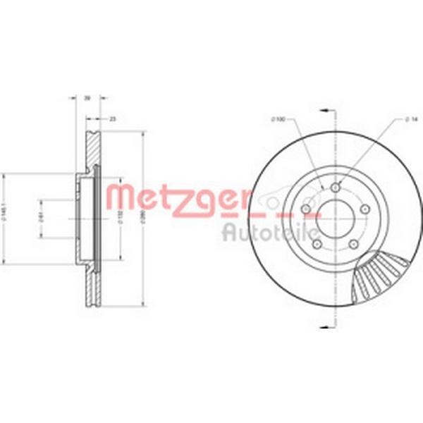 Metzger 6110709