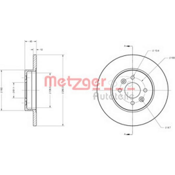 Metzger 6110321
