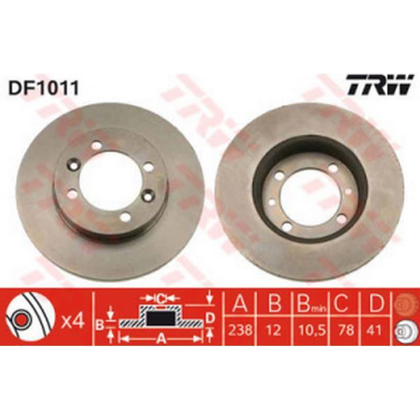 TRW DF1011