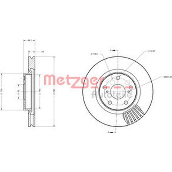 Metzger 6110355