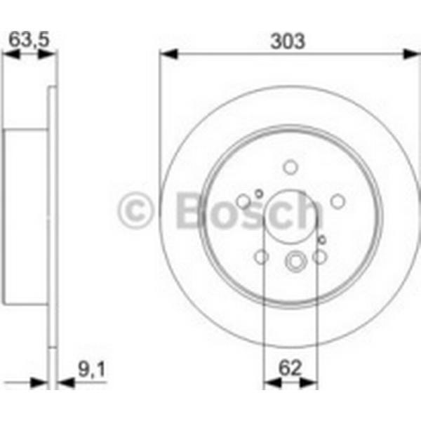 Bosch 0 986 479 C02