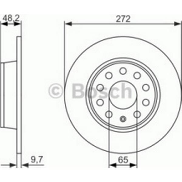 Bosch 0 986 479 C20