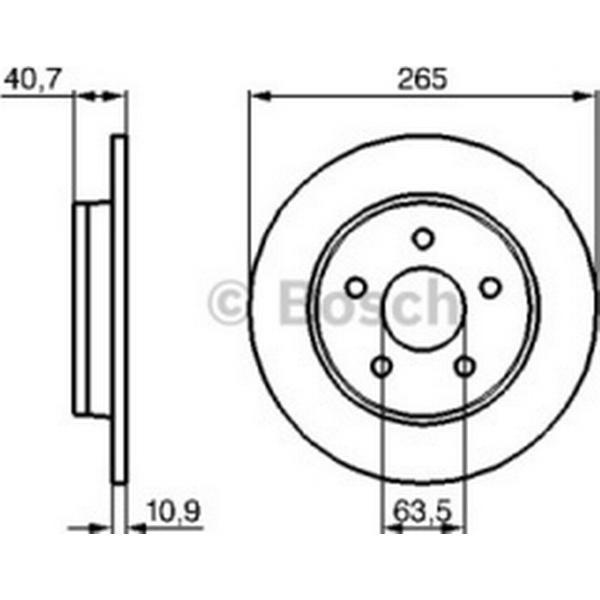 Bosch 0 986 479 B80