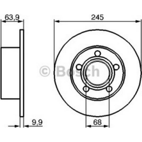 Bosch 0 986 479 B22