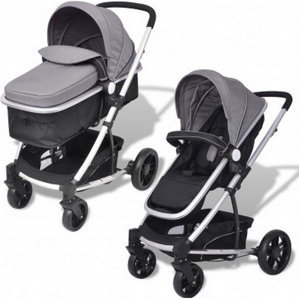 vidaXL 2-in-1 Baby Stroller (Duo)