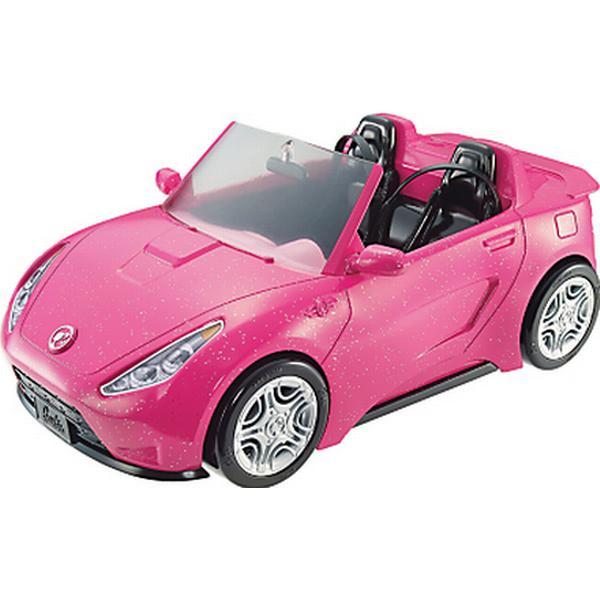 Mattel Barbie Convertible Car