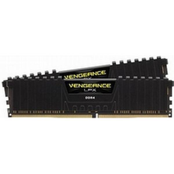 Corsair Vengeance LPX Black DDR4 3200MHz 2x8GB (CMK16GX4M2Z3200C16)