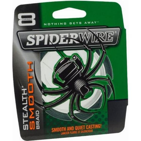 Spiderwire Stealth Smooth 8 Braid 0.35mm 150m