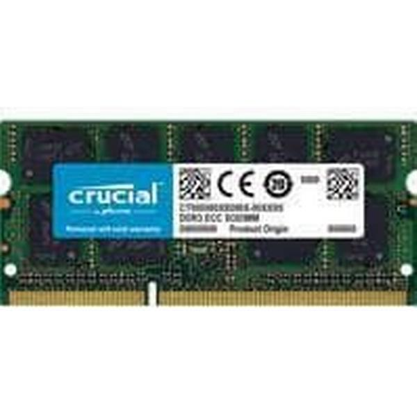 Crucial DDR4 2400MHz 2x8GB for Mac(CT2C8G4S24AM)