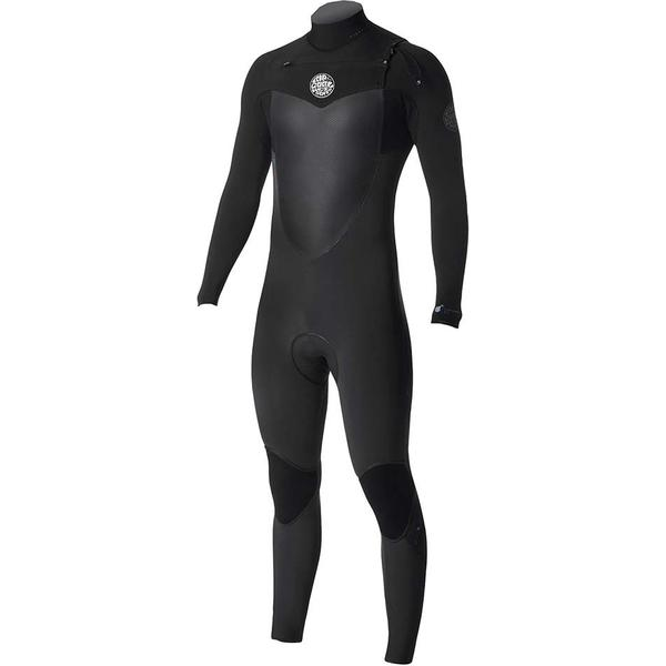 Rip Curl Flashbomb Steamers Full Sleeves Chest Zip 5mm M