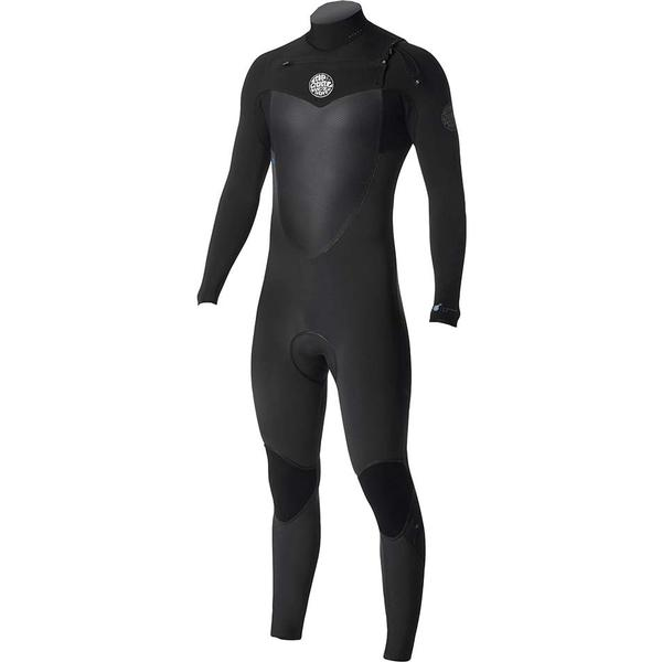 Rip Curl Flashbomb Steamers Full Sleeves Chest Zip 4mm M
