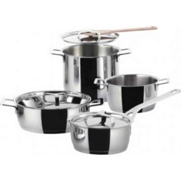 Alessi Pots&Pans Set 7 Set 7 parts