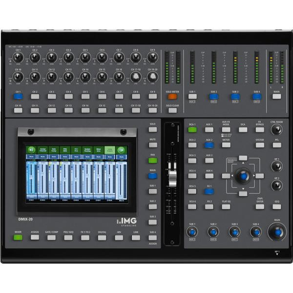 DMIX-20 Img Stage Line