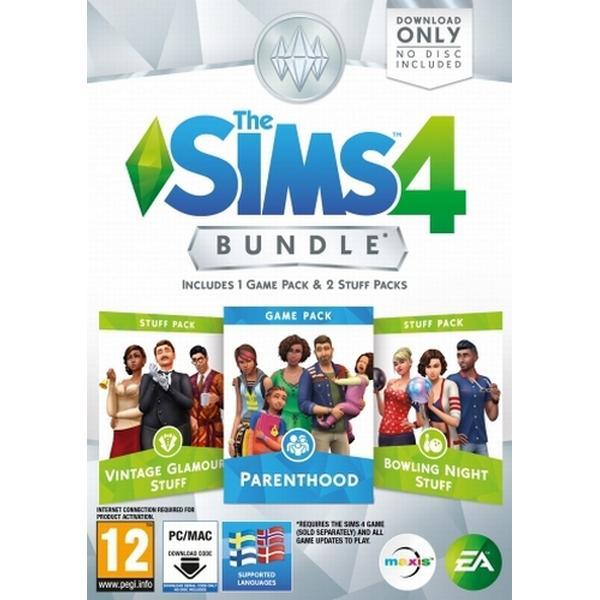 The Sims 4:Parenthood - Bundlepack