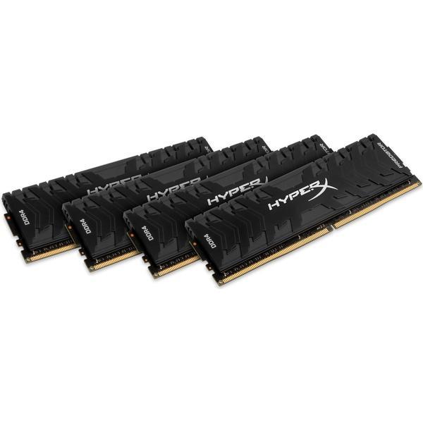 HyperX Predator DDR4 2400MHz 4x16GB (HX424C12PB3K4/64)