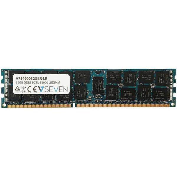 V7 DDR3 2400MHz 32GB ECC Reg (V71490032GBR-LR)