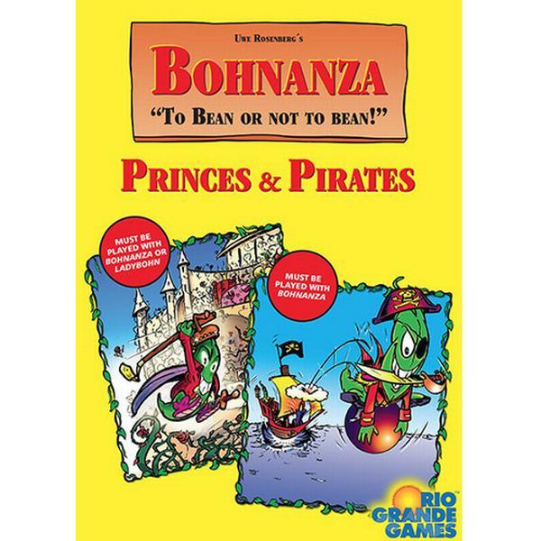 Rio Grande Games Bohnanza Princes & Pirates