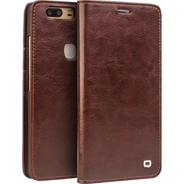 Qialino Classic Leather Case (Honor V8)