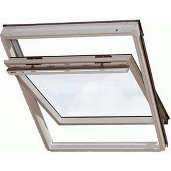 Velux CK04 GGU 0070 Aluminium Top Hung Window 55x98cm