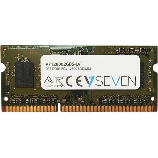 V7 DDR3 1600MHz 2GB (V7128002GBS-LV)