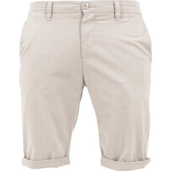 Urban Classics Stretch Turnup Chino Shorts Sand