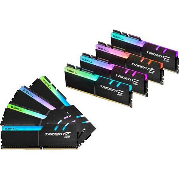 G.Skill TridentZ RGB DDR4 2400MHz 8x8GB (F4-2400C15Q2-64GTZR)