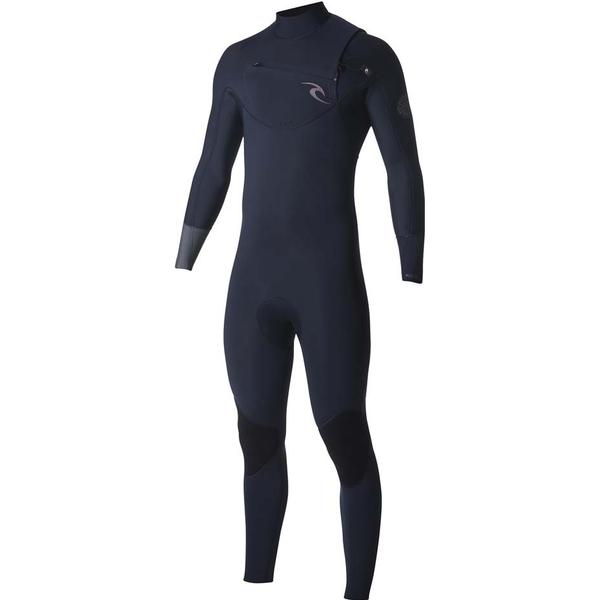 Rip Curl Dawn Patrol Steamers Full Sleeves Chest Zip 3mm M