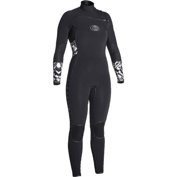 Rip Curl Flashbomb Steamers Full Sleeves Chest Zip 4mm W