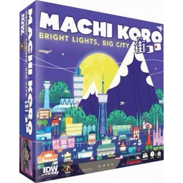 IDW Machi Koro Bright Lights, Big City