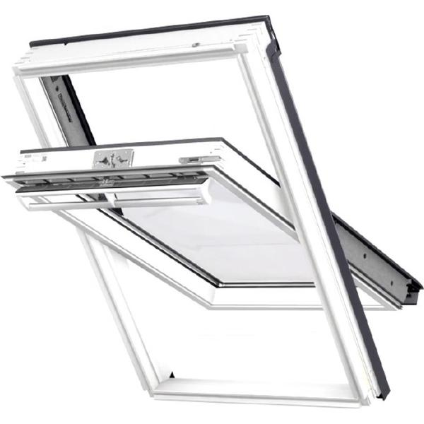 Velux SK08 GGL 2070 Aluminium Drej/kip vindue 114x140cm