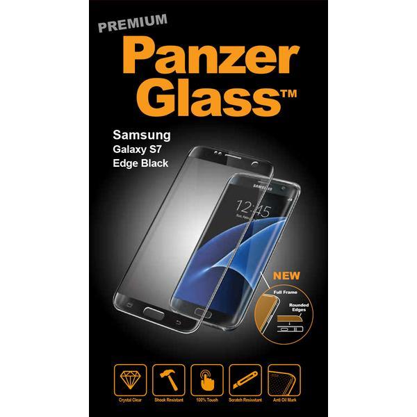 PanzerGlass Premium Sikkerhedsglas (Galaxy S7 Edge)