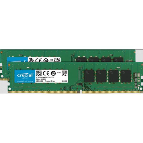 Crucial DDR4 2666MHz 2x8GB (CT2K8G4DFS8266)