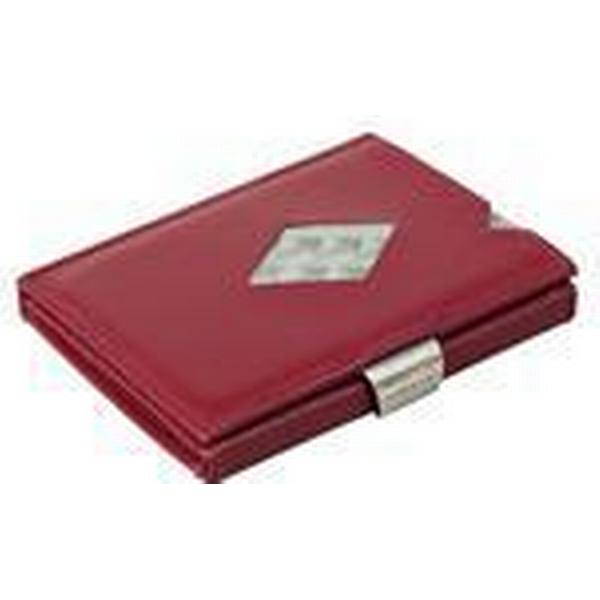 Exentri Leather Wallet - Red (EX D 323)